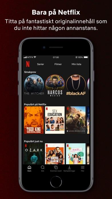 Netflix på PC