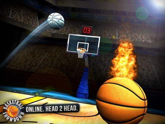 Basketball Showdown screenshot