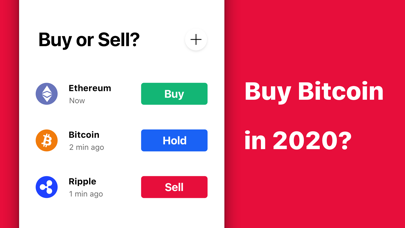 RedLine Coin For CryptoSignal Screenshot