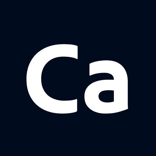 Adobe Capture: クリエイティブカメラ