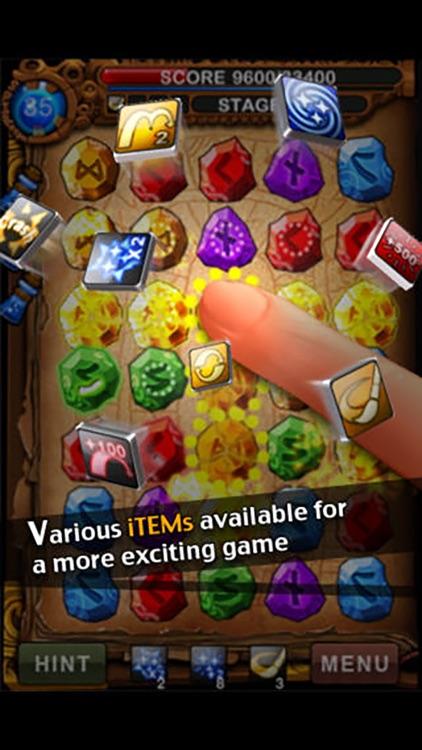 RuneMaster Puzzle screenshot-4