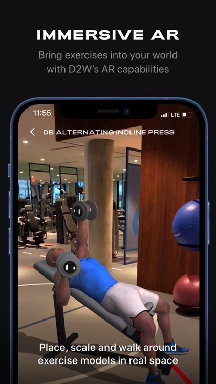 D2W Fitness by DeMarcus Ware screenshot-5