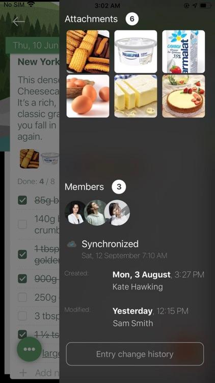 Simplanum - Calendar and Notes screenshot-5