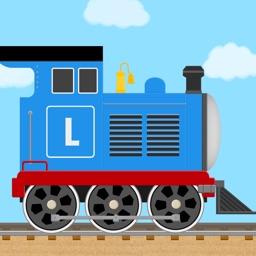 Brick Train Game,Kid & Toddler