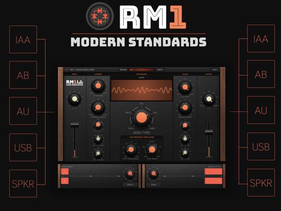 RM-1 Wave Modulator