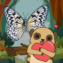 Olan And Butterflies