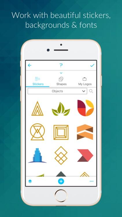 Business Card Designer screenshot-4