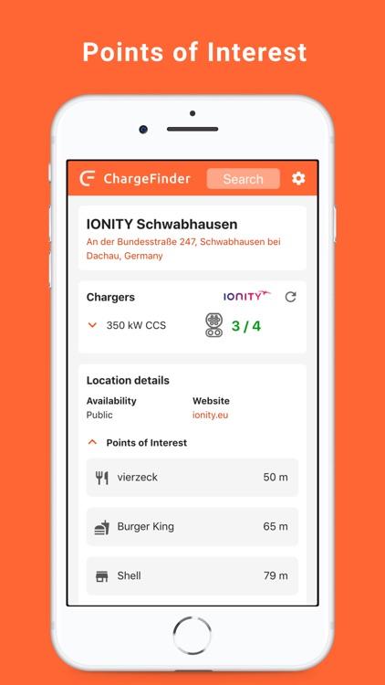 ChargeFinder: Public Charging screenshot-5