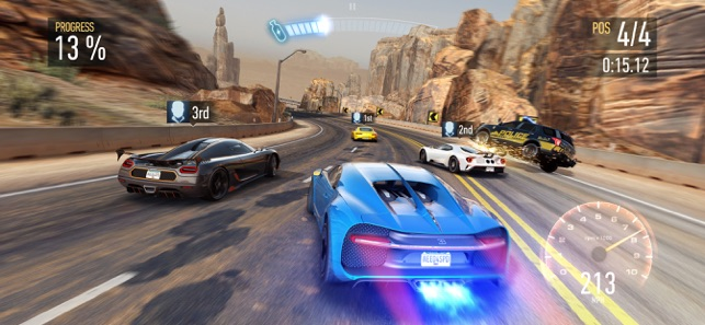 Need For Speed Second Edition: software, free download