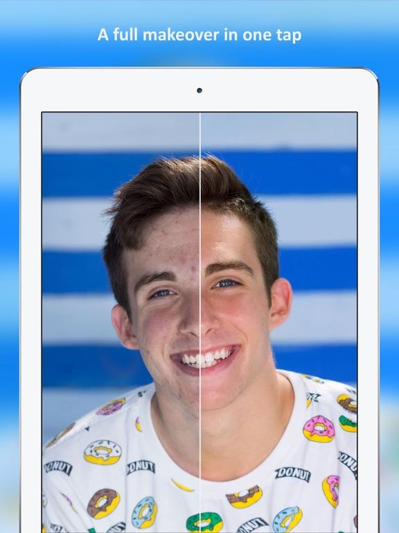 Facetune2: Selfie Editor & Cam Screenshots
