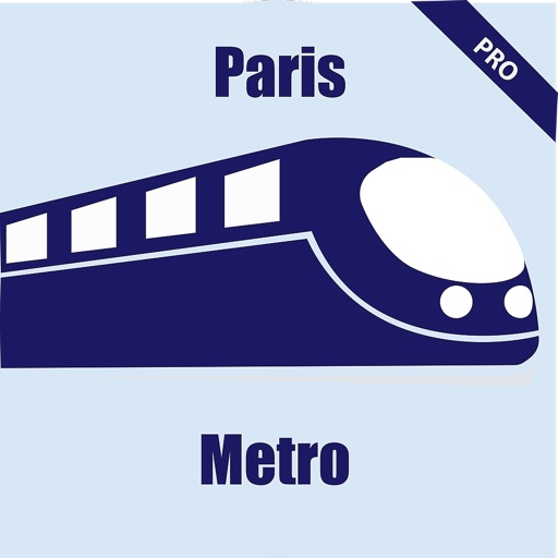 Paris Metro Routes and Map Pro