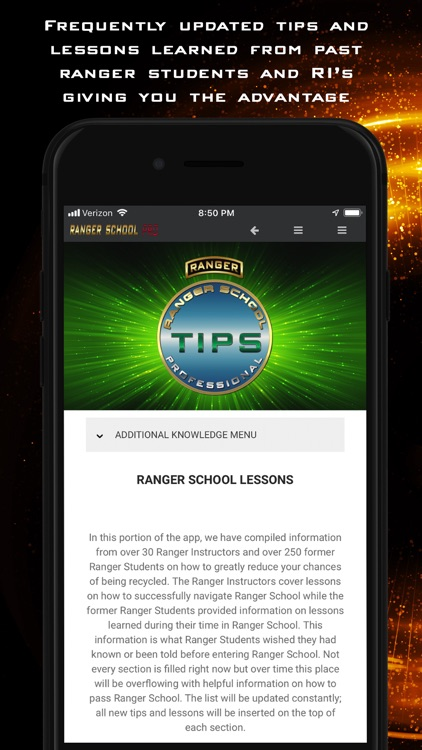 Ranger School Professional screenshot-4