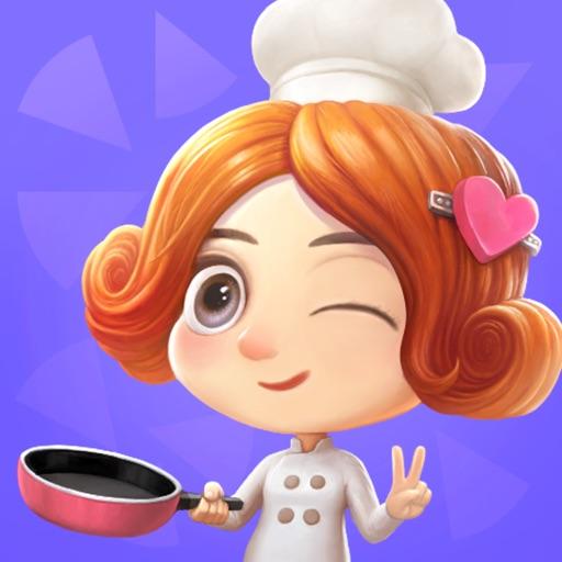 Food Circle:Fun Cooking Games iOS App