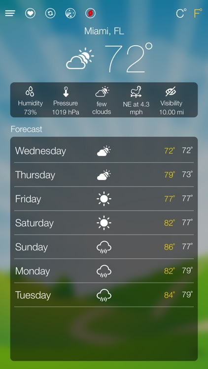 World Weather Forecast screenshot-1