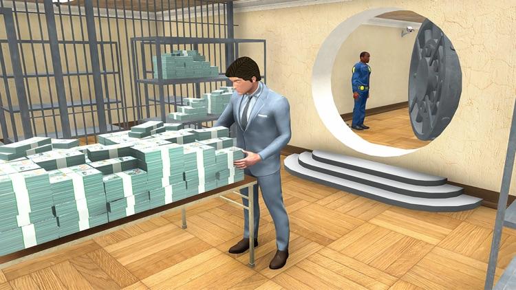 Virtual Bank Manager ATM Job