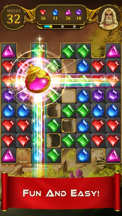 Jewel Crush - Blast Diamond screenshot four