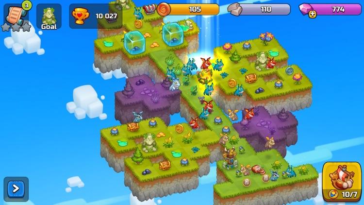 World Above: Merge games screenshot-7