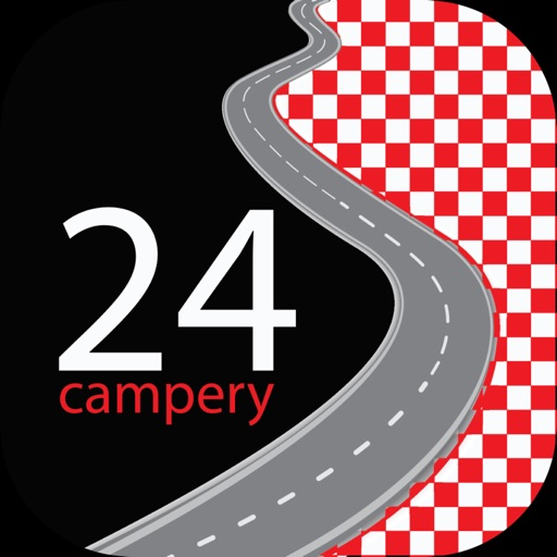 Campery24 icon