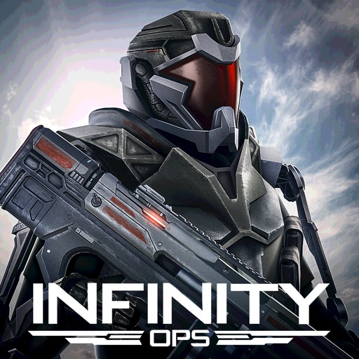 Infinity Ops: Sci-Fi FPS