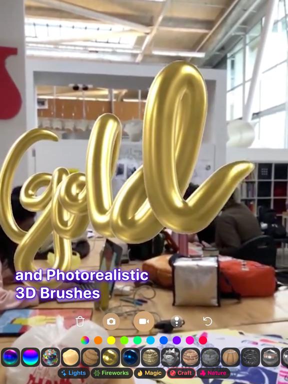 AR Magic - Augmented Realityのおすすめ画像4