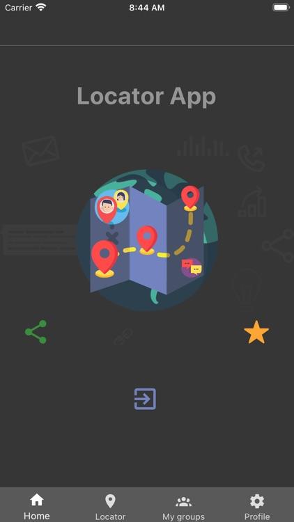 Locator App screenshot-5