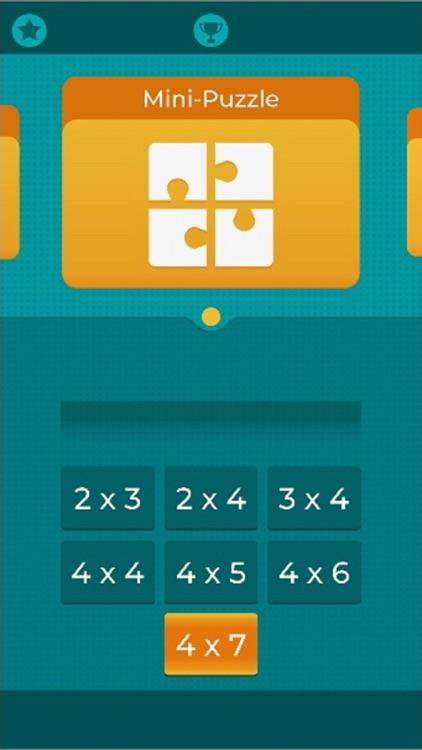 Pairs. Logical thinking game screenshot-3