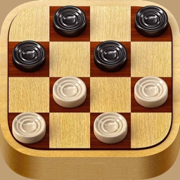 Checkers: 2 players chess game