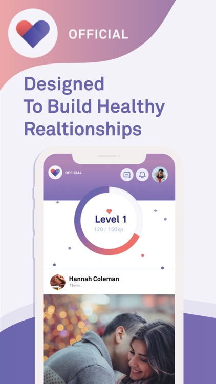 Official - Relationship app