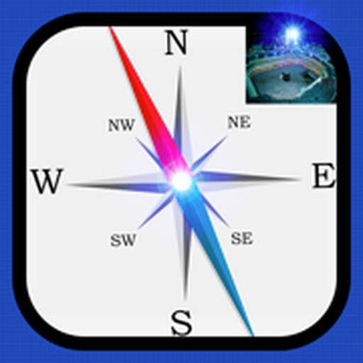 Qibla Compass-Direction Finder