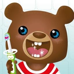 MAM Brushy Time! Toothbrushing