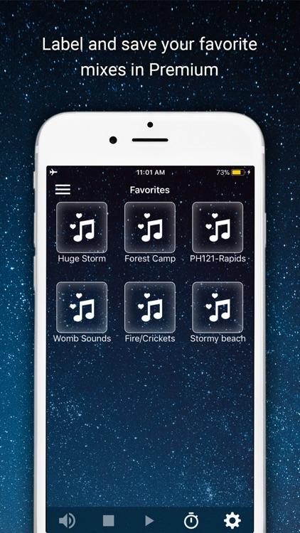 Relaxing Music & Sleep Sounds screenshot-4