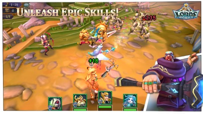Screenshot from Lords Mobile: Kingdom Wars