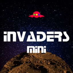 Invaders mini Apple Watch App