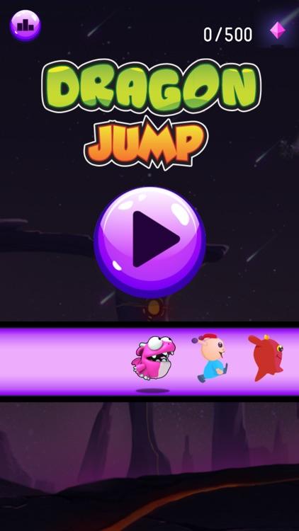 Dragon jump  endless adventure