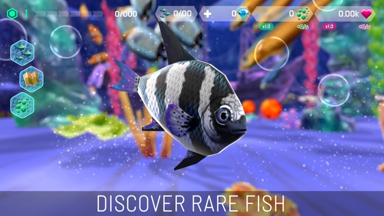 Fish Abyss: Aquarium Simulator screenshot-0
