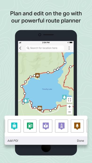 Ride with GPS: Bike Navigationのおすすめ画像1