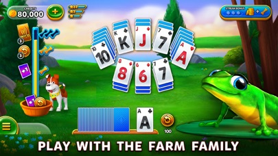 Solitaire Grand Harvest Screenshot