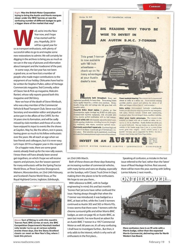 Vintage Roadscene Magazine on the App Store