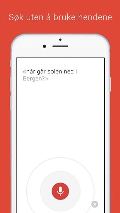 Screenshot for Google Chrome in Norway App Store