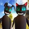 怖い漫画の猫と犬の攻撃 - iPhoneアプリ