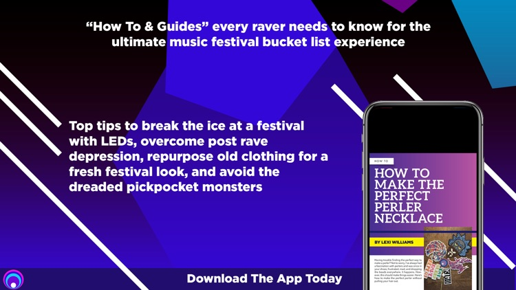 EDM World Magazine +AAA #1 App screenshot-8