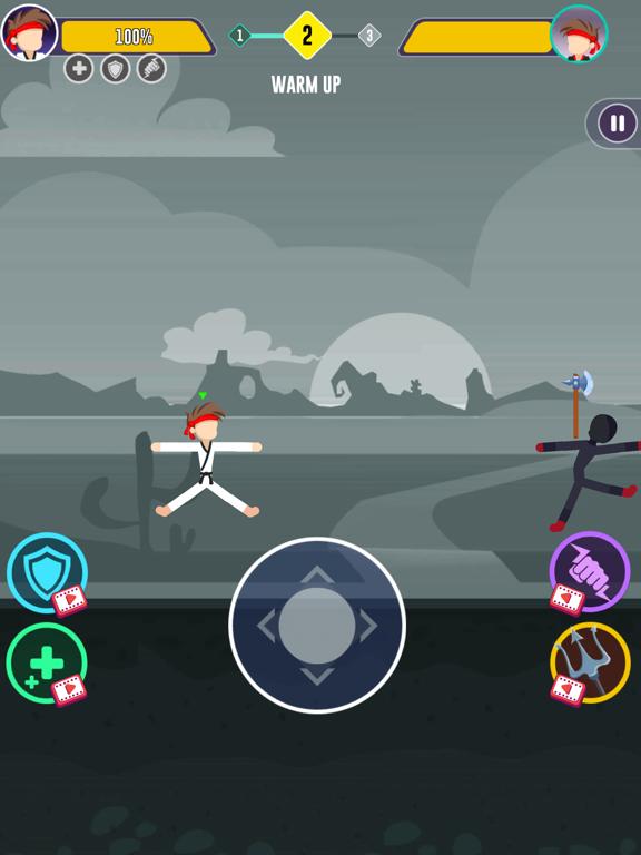 Stickman Battle screenshot 19