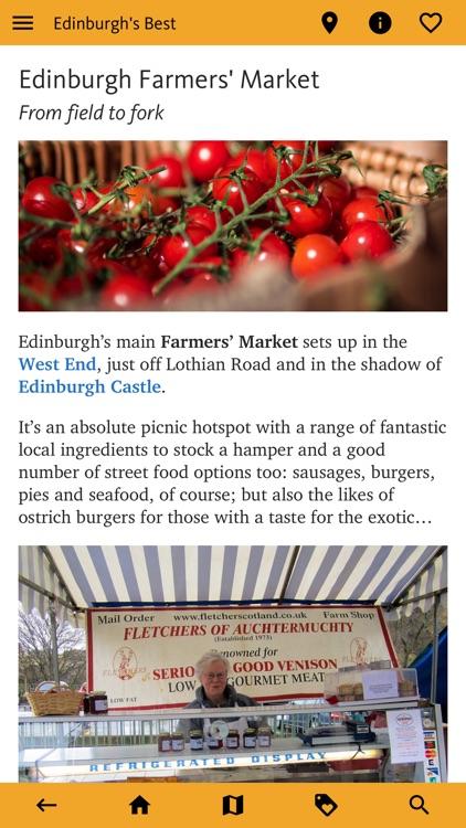 Edinburgh's Best: Travel Guide screenshot-9