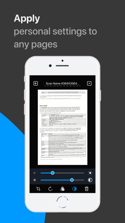 ScanGuru: PDF - Scanner screenshot-6