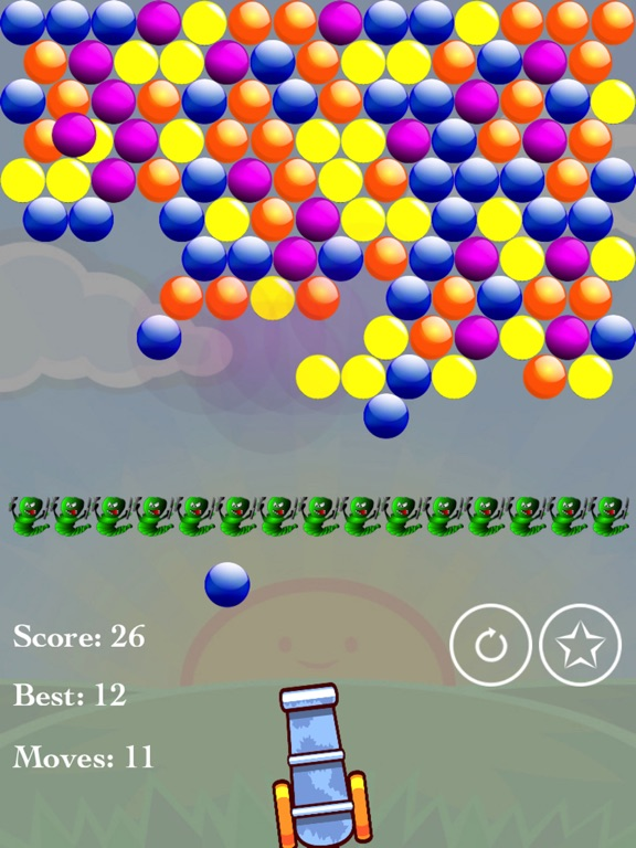 Bubble Shooter : Ball Pop screenshot 6