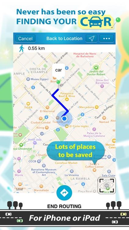 Find My Car with AR Tracker screenshot-9