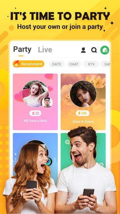 Hago-Game, Chat, Live, AmongUs Screenshot