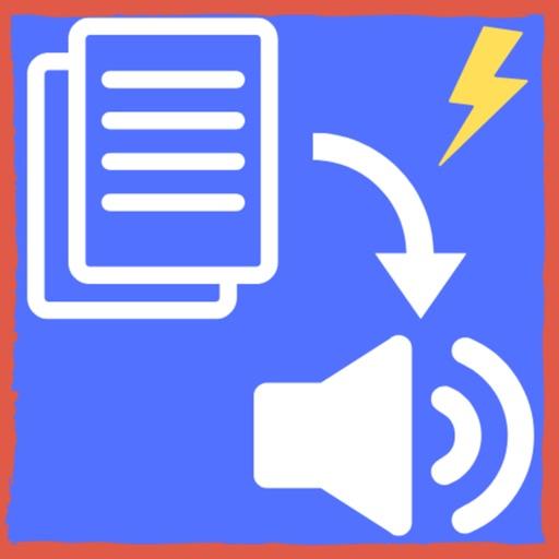 TTS Text Reader Text to speech