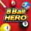 8 Ball Hero -  Jeu De Billard