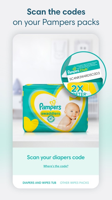 Pampers Club - Rewards & Deals wiki review and how to guide